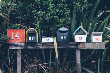 E-Mail-Listen aufbauen