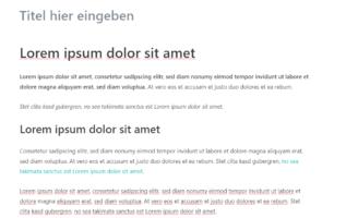 Copy, Paste & Fertig: WordPress Textformatierung richtig anwenden